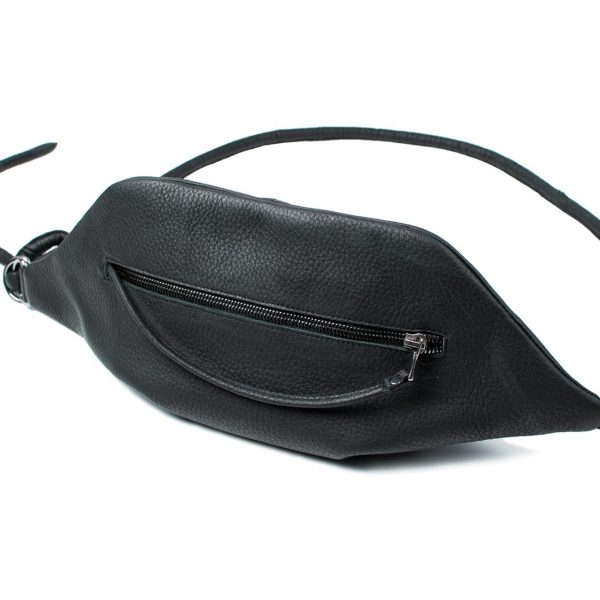 Leather belt bag by JUNE9