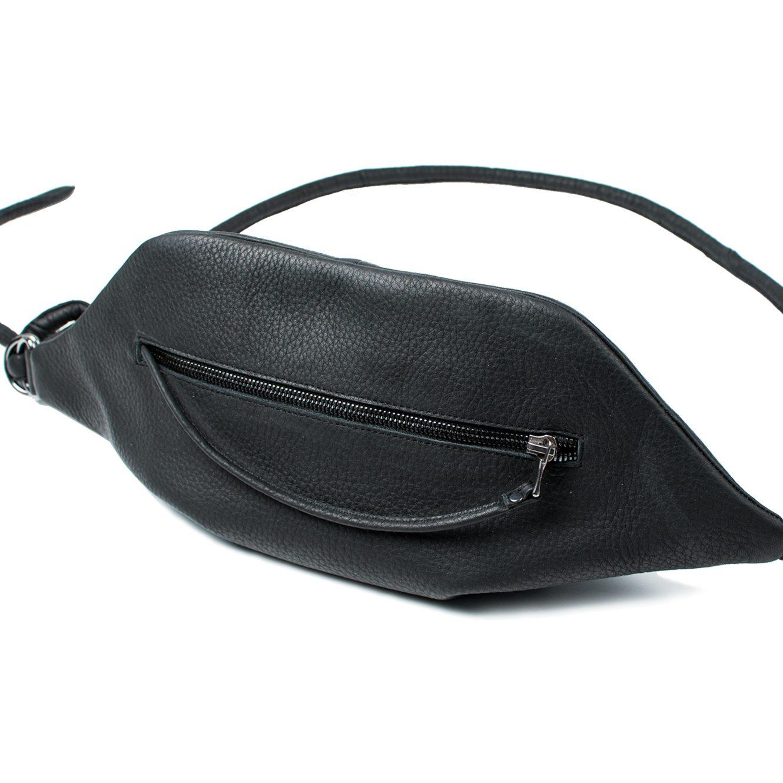 Leather belt bag by JUNE9