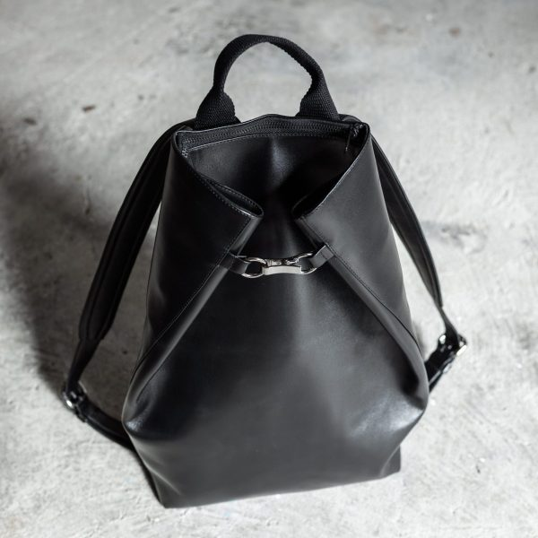 Leather backpack by June9