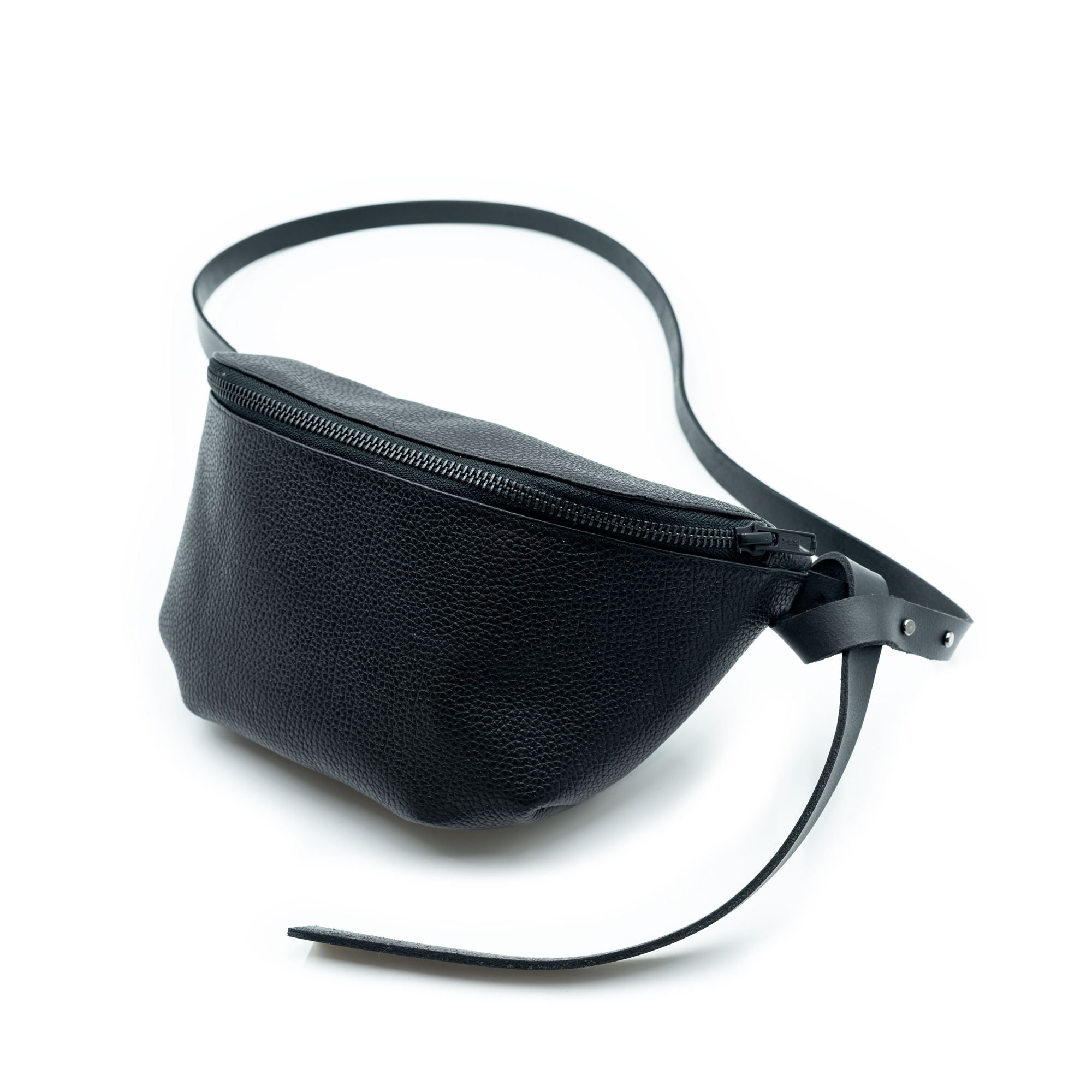 Leather beltbag by June9Concept