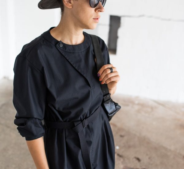 "Shirt Dress ""Button"" by June9Concept"