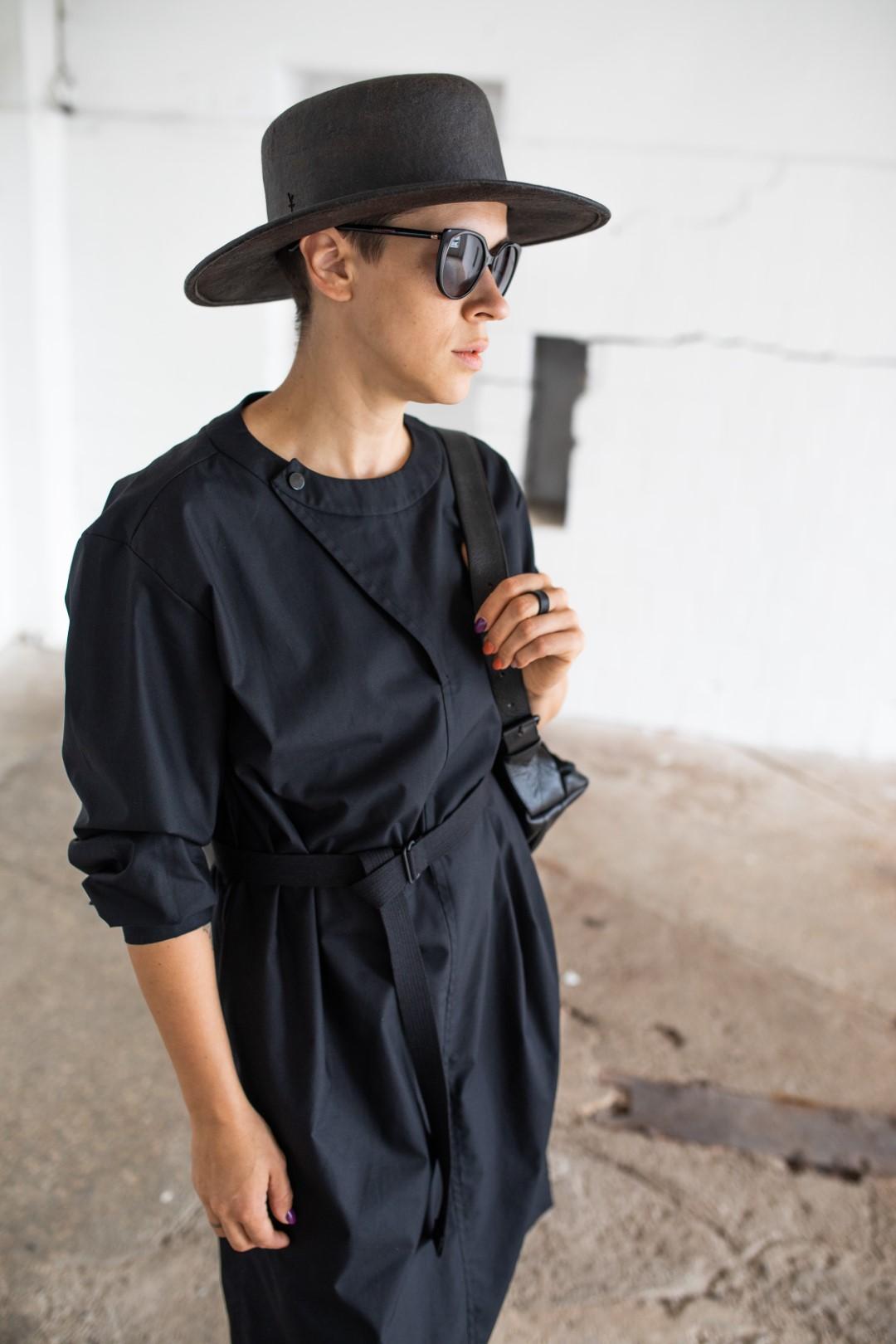 """Shirt Dress """"Button"""" by June9Concept"""