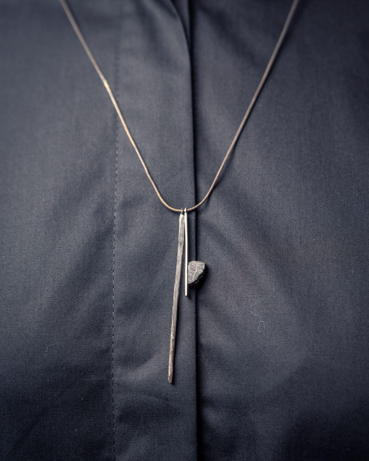 Silver pendant by June9Concept